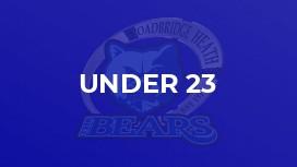 Under 23