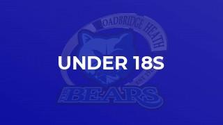 Heath's Under 18's Win Local Derby