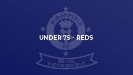 Under 7s - Reds