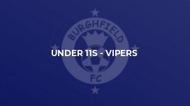 Under 11s - Vipers