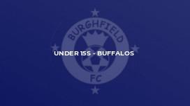 Under 15s - Buffalos