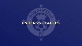 Under 7s - Eagles