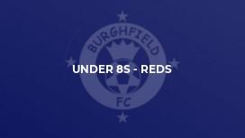 Under 8s - Reds