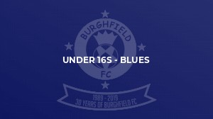 Blues blow Rotherfield away to secure second.