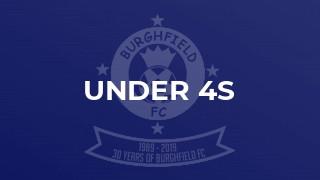Under 4s
