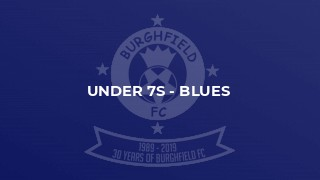 Under 7s - Blues