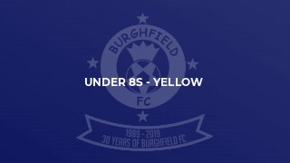 Under 8s - Yellow
