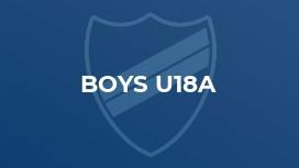 Boys U18A