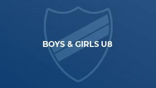 Boys & Girls U8