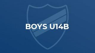 Boys U14B
