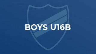 Boys U16B
