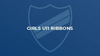 Girls U11 Ribbons