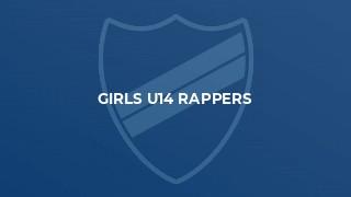 Girls U14 Rappers