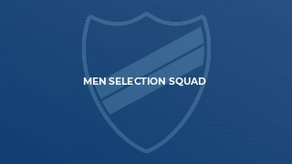 Men Selection Squad