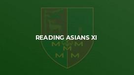 Reading Asians XI