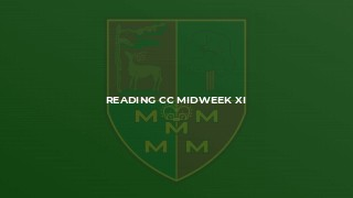 Reading CC Midweek XI