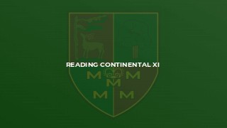 Reading Continental XI