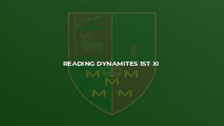 Reading Dynamites 1st XI