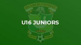 U16 Juniors