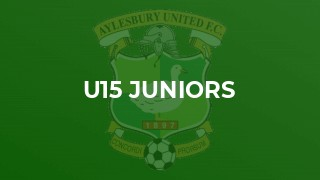 U15 Juniors