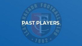 Past Players