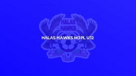Halas Hawks MJPL u12