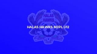 Halas Hawks MJPL u11 v Tipton Panthers