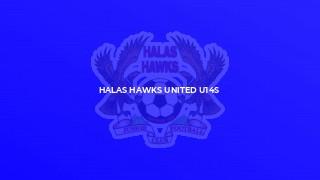Halas Hawks United u14s