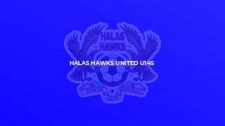 Halas United u13s v PS Olympic South