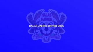 Halas United United u12s