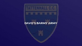 Davo's Barmy Army