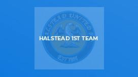 Halstead 1st Team