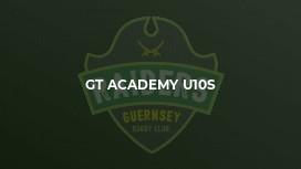 GT Academy U10s