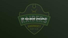 GT Academy U18 Girls