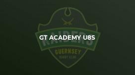 GT Academy U8s