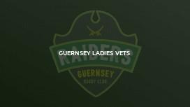 Guernsey Ladies Vets