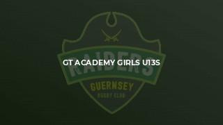 GT Academy Girls U13s