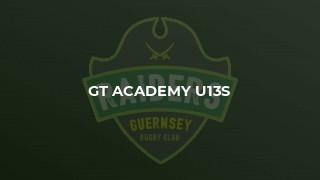 GT Academy U13s