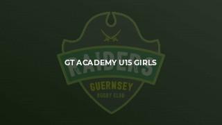 GT Academy U15 Girls