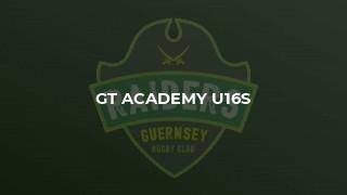 GT Academy U16s