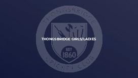 Thongsbridge Girls/Ladies