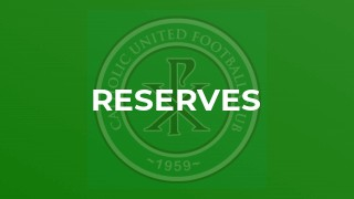 Southend Sports Reserves 2 CUFC Reserves 2