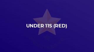 Under 11s (Red)