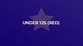 Under 12s (Red)
