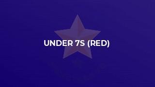 Under 7s (Red)