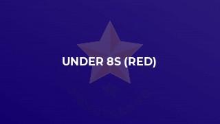 Under 8s (Red)