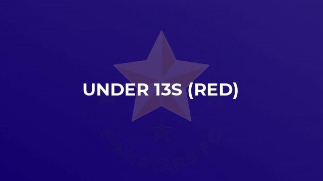Under 13s (Red)