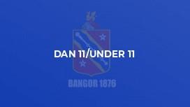 Dan 11/Under 11
