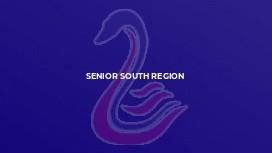 Senior South Region