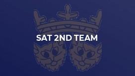 Sat 2nd Team